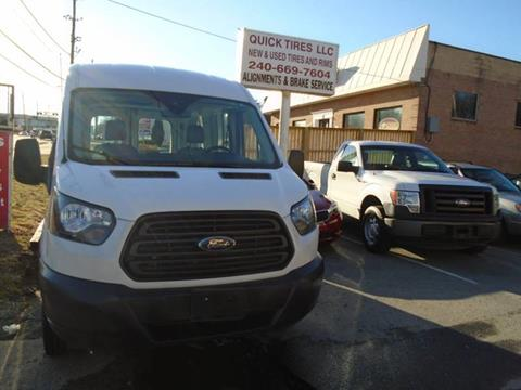 2018 Ford Transit Cargo for sale in Rockville, MD