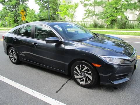 2016 Honda Civic for sale in Rockville, MD