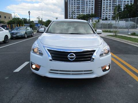 2013 Nissan Altima for sale in Rockville, MD