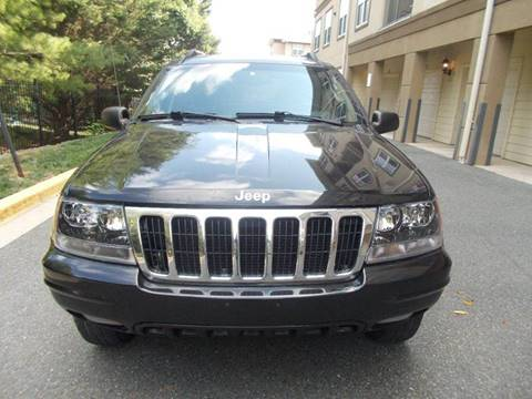 2002 Jeep Grand Cherokee for sale in Rockville, MD