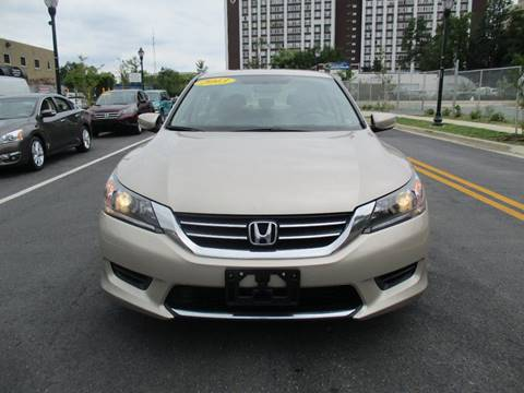 2013 Honda Accord for sale in Rockville, MD