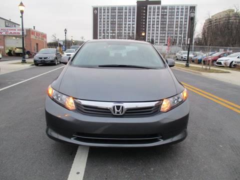 2012 Honda Civic for sale in Rockville, MD