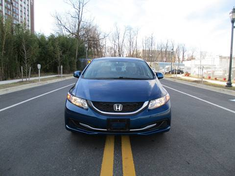 2013 Honda Civic for sale in Rockville, MD