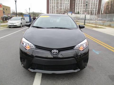2014 Toyota Corolla for sale in Rockville, MD