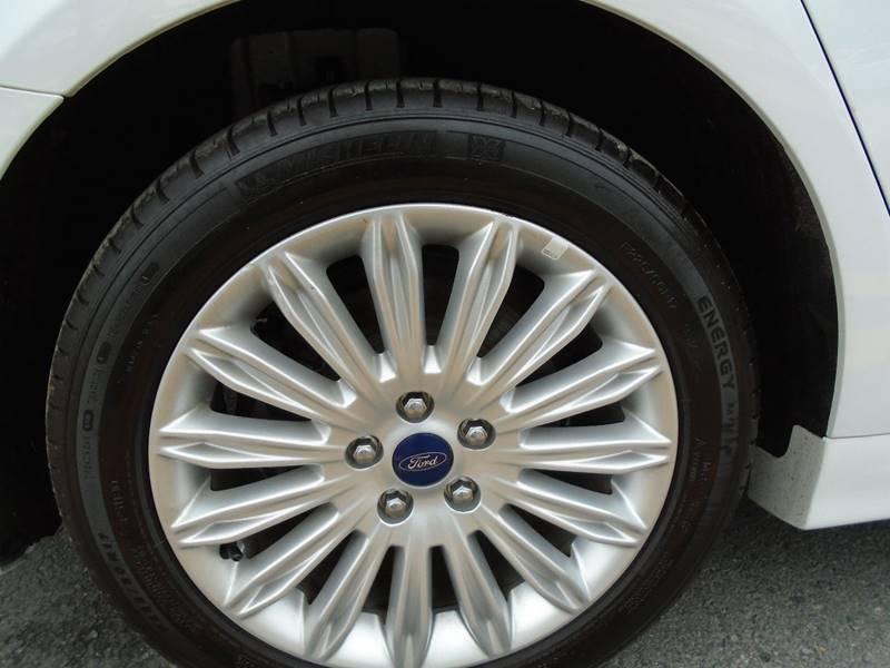 2016 Ford Fusion Hybrid SE 4dr Sedan - Rockville MD