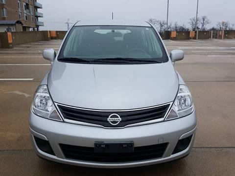 2012 Nissan Versa for sale in Rockville, MD