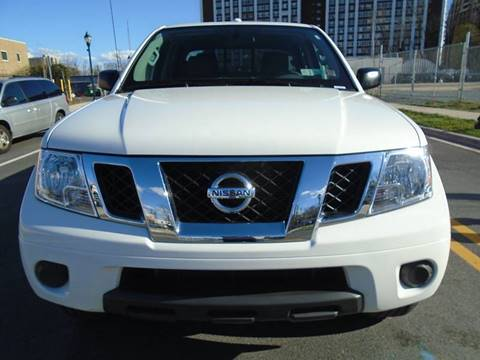 2016 Nissan Frontier for sale in Rockville, MD