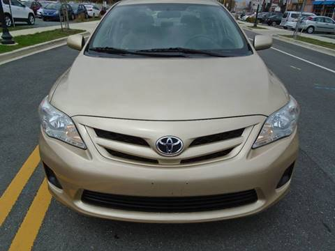 2012 Toyota Corolla for sale in Rockville, MD