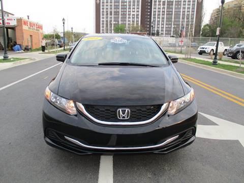 2014 Honda Civic for sale in Rockville, MD