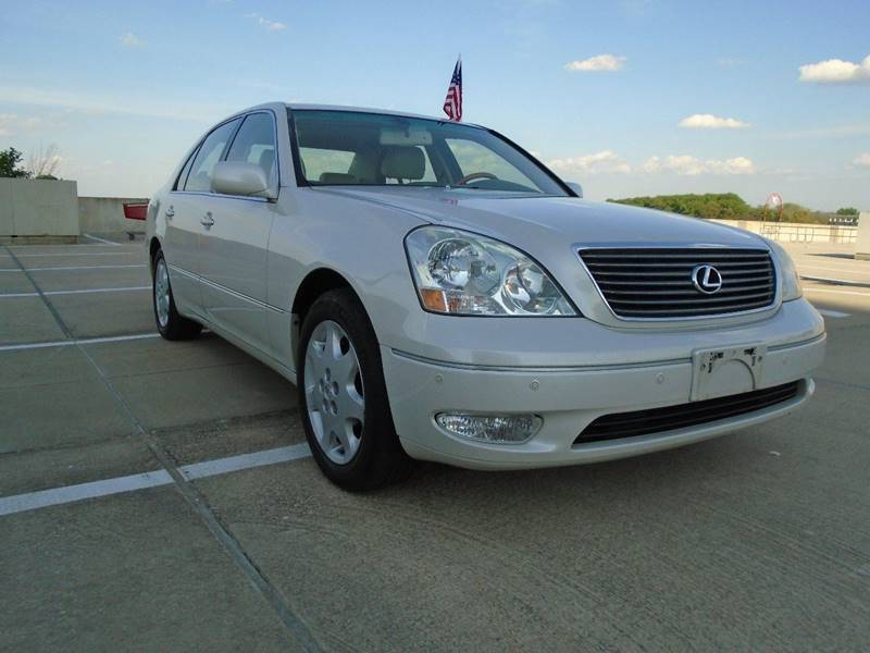 2003 Lexus LS 430 4dr Sedan - Rockville MD