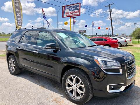 2014 GMC Acadia for sale in Mercedes, TX