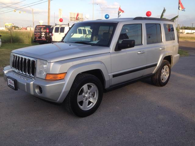 2007 Jeep Commander For Sale At CAMARGO MOTOR In Mercedes TX