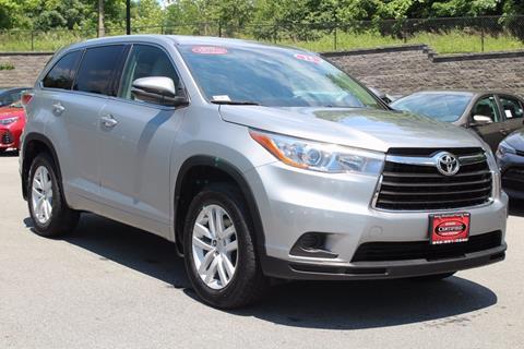 2015 Toyota Highlander for sale in Newburgh, NY