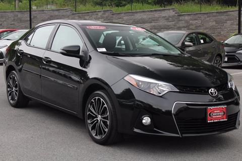 2016 Toyota Corolla for sale in Newburgh, NY