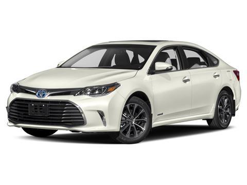 2018 Toyota Avalon Hybrid for sale in Newburgh NY