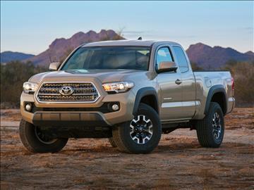2017 Toyota Tacoma for sale in Newburgh, NY