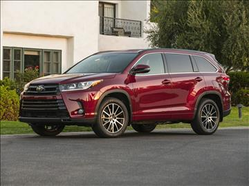 2017 Toyota Highlander for sale in Newburgh, NY