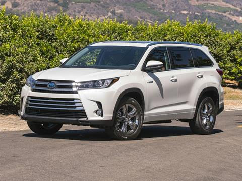2017 Toyota Highlander Hybrid for sale in Newburgh NY