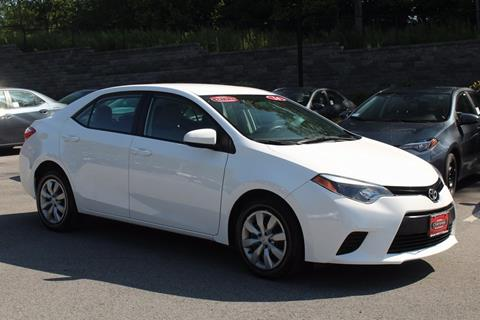 2014 Toyota Corolla for sale in Newburgh NY