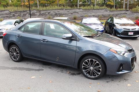 2015 Toyota Corolla for sale in Newburgh NY
