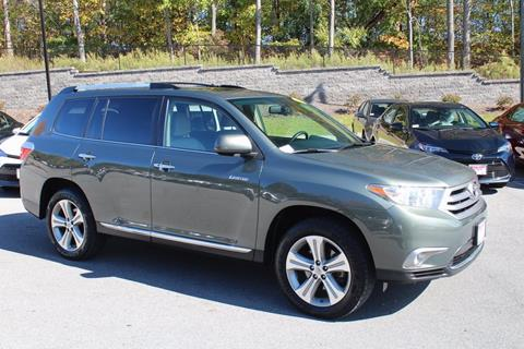 2013 Toyota Highlander for sale in Newburgh NY