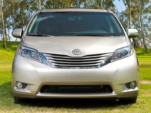 2017 Toyota Sienna for sale in Newburgh NY
