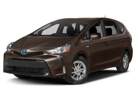 2017 Toyota Prius v for sale in Newburgh NY