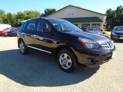 2014 Nissan Rogue Select for sale in Oconomowoc, WI