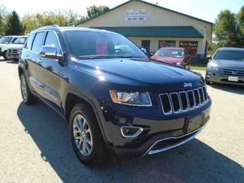 2016 Jeep Grand Cherokee for sale in Oconomowoc, WI