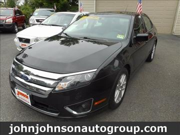 2011 Ford Fusion for sale in Rockaway, NJ