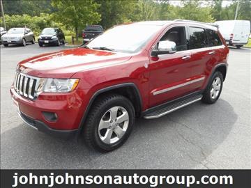 2011 Jeep Grand Cherokee for sale in Rockaway, NJ