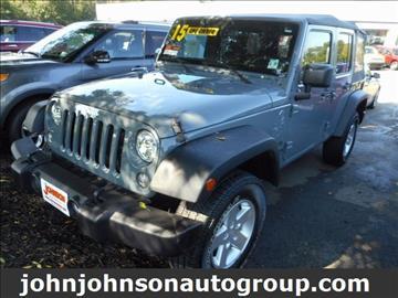 2015 Jeep Wrangler Unlimited for sale in Rockaway, NJ