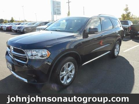 2011 Dodge Durango for sale in Rockaway, NJ