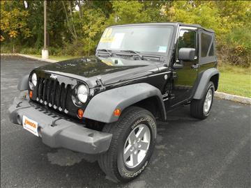 2010 Jeep Wrangler for sale in Rockaway, NJ