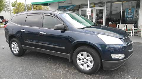 2012 Chevrolet Traverse for sale in Melbourne, FL