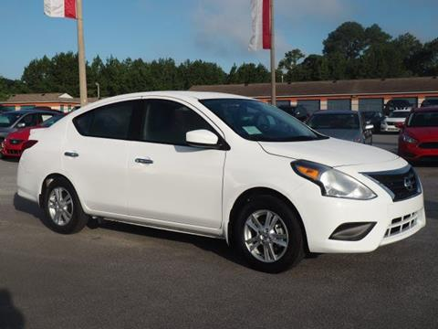2016 Nissan Versa for sale in New Bern, NC