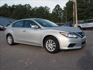2016 Nissan Altima for sale in New Bern, NC