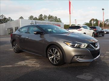 2017 Nissan Maxima for sale in New Bern, NC