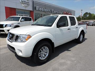 2017 Nissan Frontier for sale in New Bern, NC