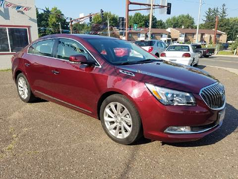 2015 Buick LaCrosse for sale in Lindstrom, MN