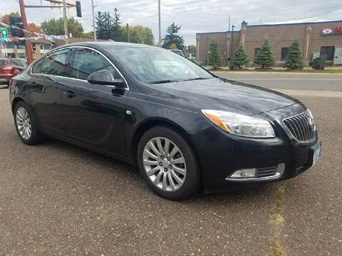 2011 Buick Regal for sale in Lindstrom, MN
