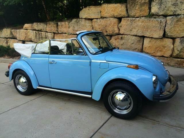 1979 Volkswagen Beetle Convertible for sale in Lindstrom, MN