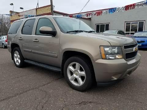 2007 Chevrolet Tahoe for sale in Lindstrom, MN