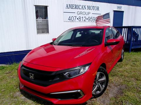 2019 Honda Civic for sale in Orlando, FL