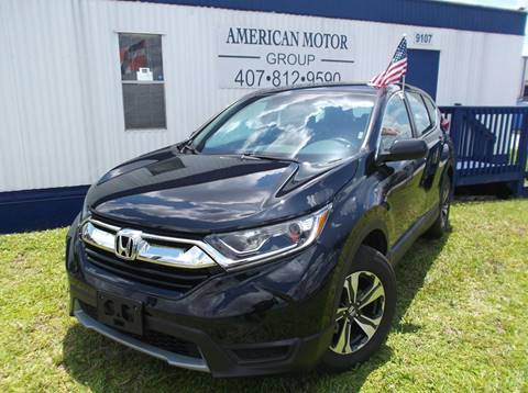 2019 Honda CR-V for sale in Orlando, FL