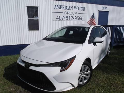 2020 Toyota Corolla for sale in Orlando, FL