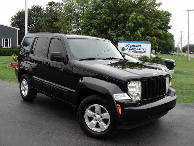 Awesome 2010 Jeep Liberty Sport
