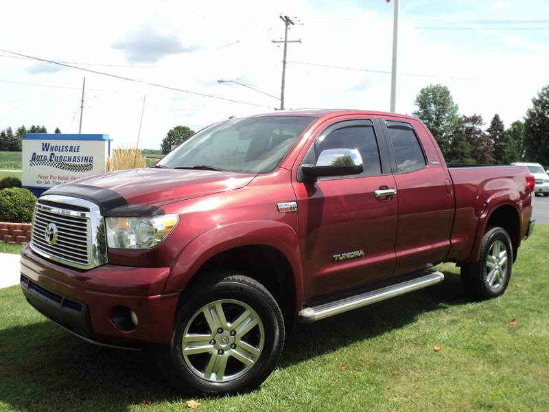 2010 toyota tundra limited in frankenmuth mi wholesale. Black Bedroom Furniture Sets. Home Design Ideas