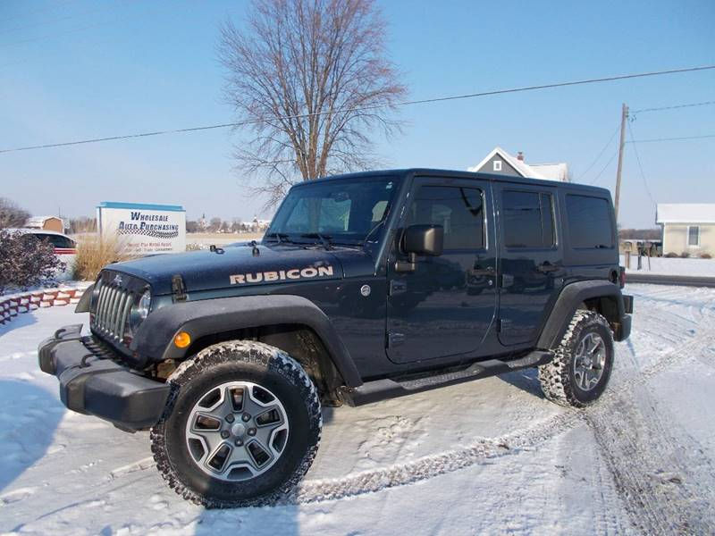 2008 Jeep Wrangler Unlimited For Sale At Wholesale Auto Purchasing In  Frankenmuth MI