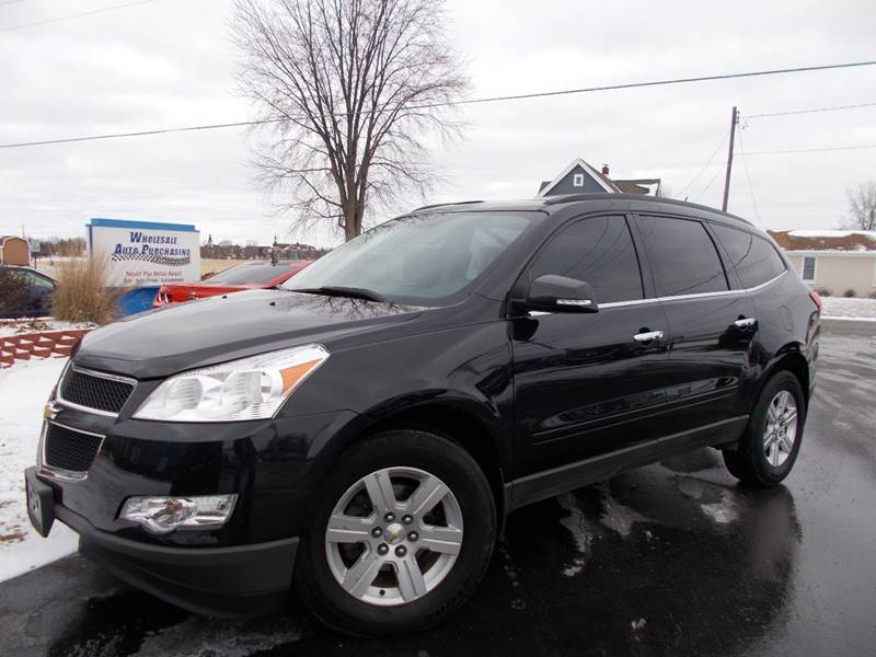 2011 chevrolet traverse lt in frankenmuth mi wholesale. Black Bedroom Furniture Sets. Home Design Ideas